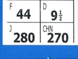 サイズチャート JP CHN