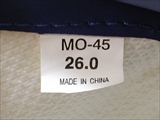 安全靴のカラーコード
